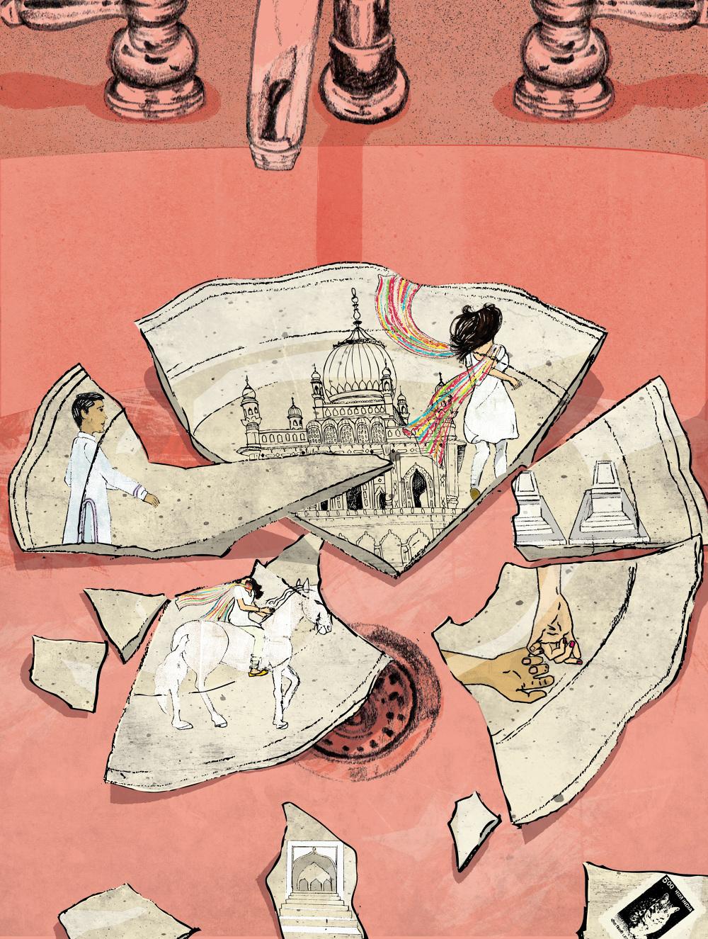 The Mughal Cheats